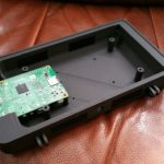 Raspberry PI Notebook Book 3D print DIY