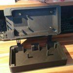 Raspberry PI Notebook Book 3D print DIY